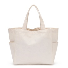 Commercio all'ingrosso su ordinazione 100% cotone <span class=keywords><strong>tela</strong></span> di canapa <span class=keywords><strong>multi</strong></span> tasche shopping bag eco friendly sacchetti della spesa di <span class=keywords><strong>tela</strong></span> in bianco sacchetto di tote piccolo