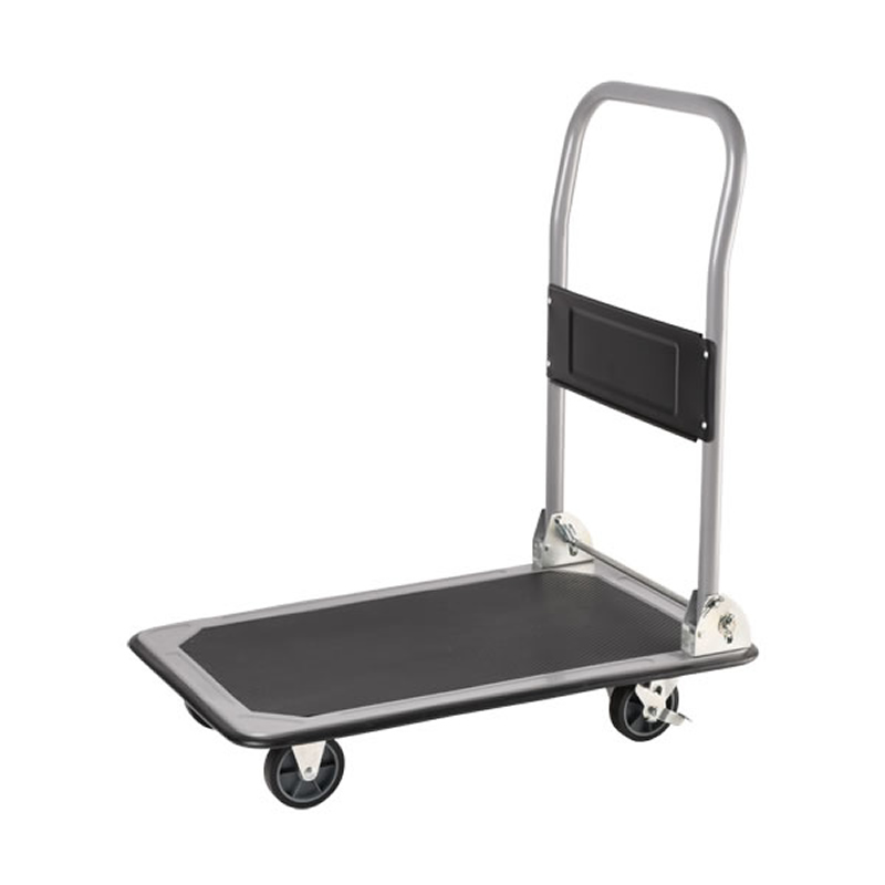 300kg Folding Flat Bed Platform Hand Truck Trolley
