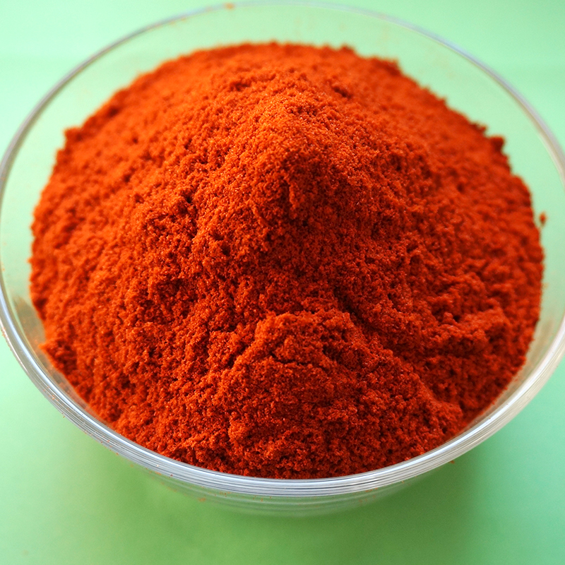 Dolce Rosso Peperoncino Paprika Terra Polvere