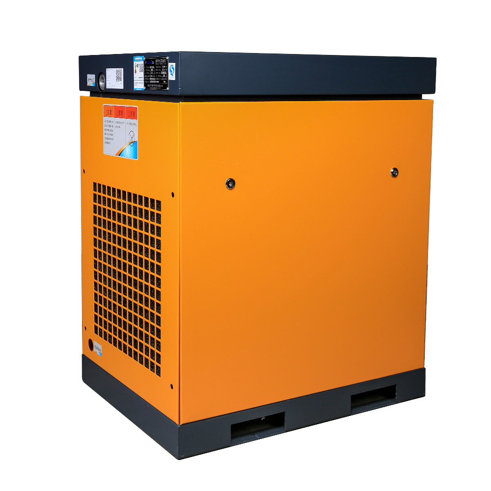 CKPM10A heavy duty 7bar 38cfm 7.5kw variable speed screw compressor