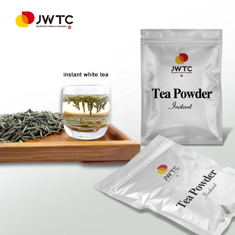 Instant White Tea Powder Organic Extract Food Flavor for Beverage Drinks - 4uTea | 4uTea.com