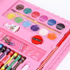 Creative 86pcs/Set Crayon Watercolor Pen Combination Set Painting Stationery Gift Set Children's Day Gift