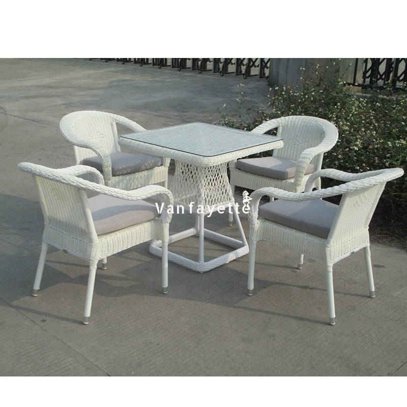 Tea Table And Chairs Set Mexican Outdoor Furniture Rattan