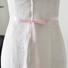 Женский пояс с бусинами TOPQUEEN, украшенный стразами, для свадебного платья подружки невесты, S96(Китай)
