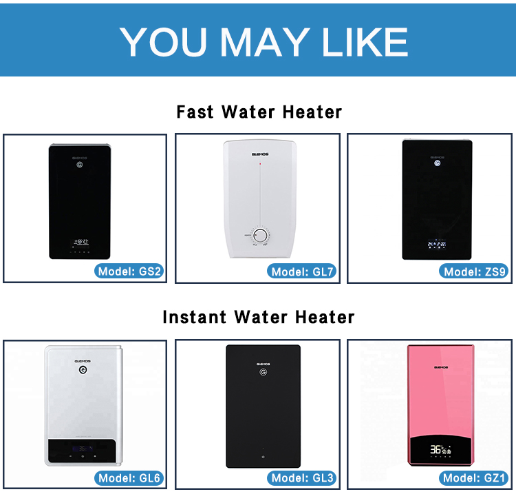 Factory price stainless steel electric instant water heater