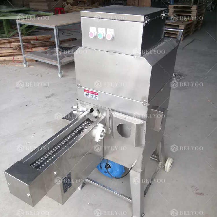 Electric auto fresh sweet corn sheller tender young corn cob maize thresher with factory price