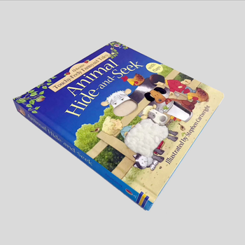 New design book illustrations bulk children kids educational books