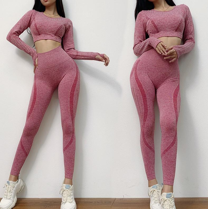 k011-Matched-Mesh-wholesale-Activewear-Top-Long