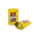 Excellent Printing Plastic Food Packaging Bag Stand Up Pouch for Spice and Dried Fruit