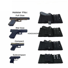 Gun Holster Gun Holster 2020 Top Sale Carrying Handgun Conceal Gun Holster Pistol Holster Gun