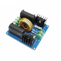ZVS Induction Heater Heating Driver Board Module High Voltage Generator Circuit DC 12-30V 30-50KHz