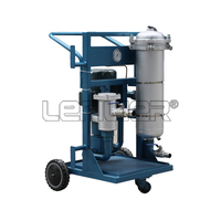 Portable Oil Filter Machine / Diesel Particulate Filter Cleaning Unit