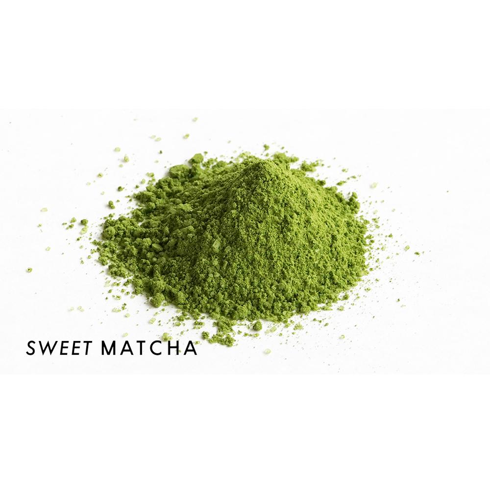 Japanese excellent antioxidative well-balanced blend green tea matcha powder for beauty