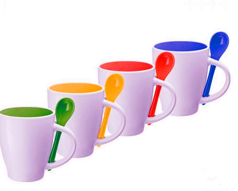 סיטונאי 11oz קרמיקה קפה ספלי קרמיקה כוס ספל קרמיקה