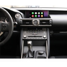 Android Cermin IOS Apple Carplay Antarmuka untuk <span class=keywords><strong>Lexus</strong></span> <span class=keywords><strong>IS250</strong></span> IS200 IS350 LX570 ES350 ES250 ES200 2014-2019 Kamera Kaca adaptor