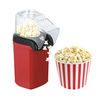 Small Hot air popper Home Use Electric Mini Popcorn Machine With Thermal Protection Popcorn Maker Making Machine