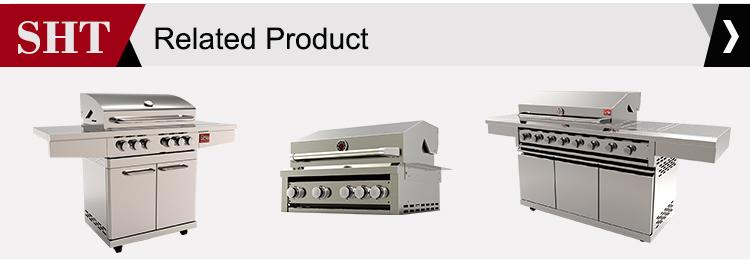 Vendita calda freestanding 16 Pollici gas sparato veloce forno per la pizza per giardino esterno