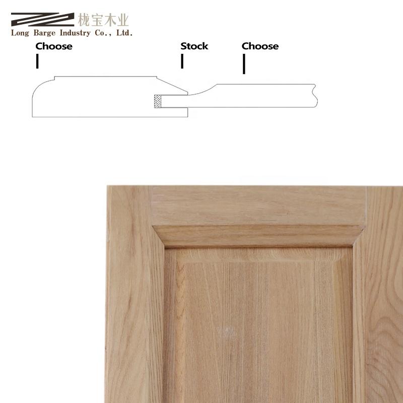 Raised Panel Wooden Wardrobe Cabinet Closet Sliding Doors