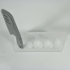 Frosted Display High Quality Frosted Acrylic Knife Display Holder