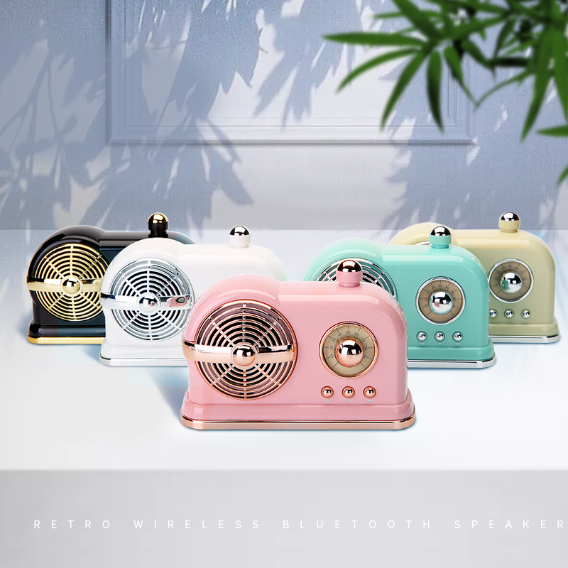 Baru 2019 Home Bluetooth Speaker Speaker Portabel Bluetooth Nirkabel Subwoofer