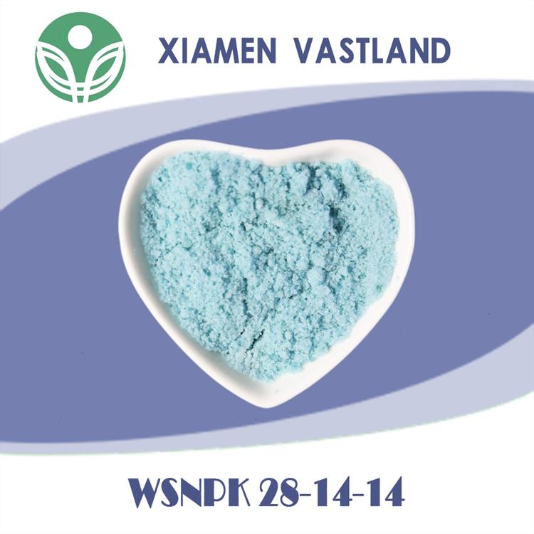 Soluble fertilizer WSNPK npk engrais 14 28 14 engrais npk 50kg