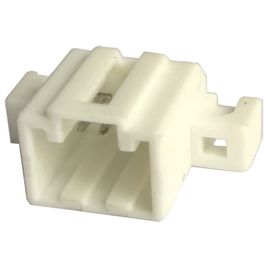 TS30255-04PM-PKB white  PBT PCB Connector electrical housing needle car tail gate wafer automotive plug