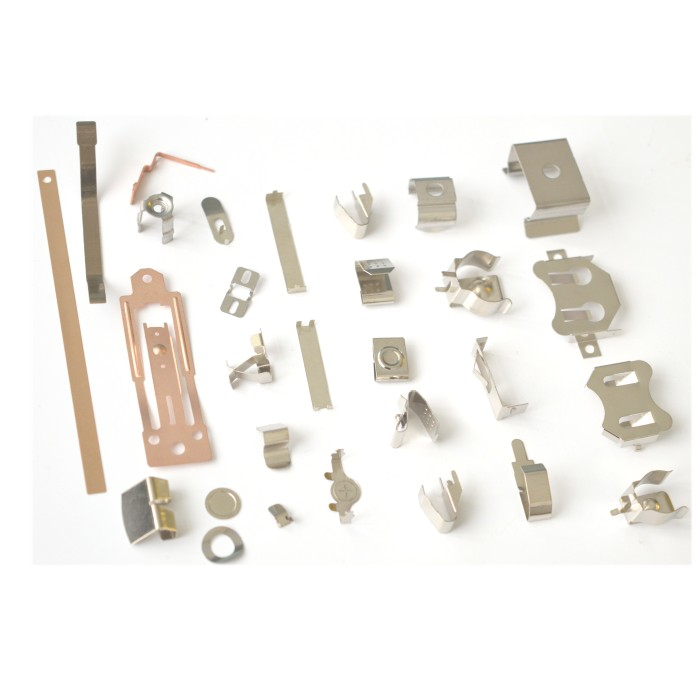 High Precision Metal Stamping products by Advanced Equipment and Experienced Team