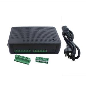 Adjustable Output Long Distance Transition CCTV Power Supply 9 Channels 10 Amp power distribution box