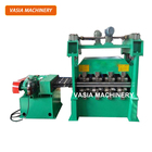 Sheet straightening machine from cut to length production line