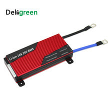 <span class=keywords><strong>Deligreen</strong></span> 防水 200A 高電流 36 3.7v リチウムイオンバッテリー管理システム bms e-バイク