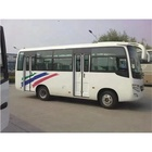 Used 6.6M 25-30seats rear engine stock city bus for Sale