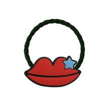 1 шт., горячая Распродажа, эластичные резинки для волос с изображением Микки Мауса, милые резинки для волос с изображением животных и цветов, ...(Китай)