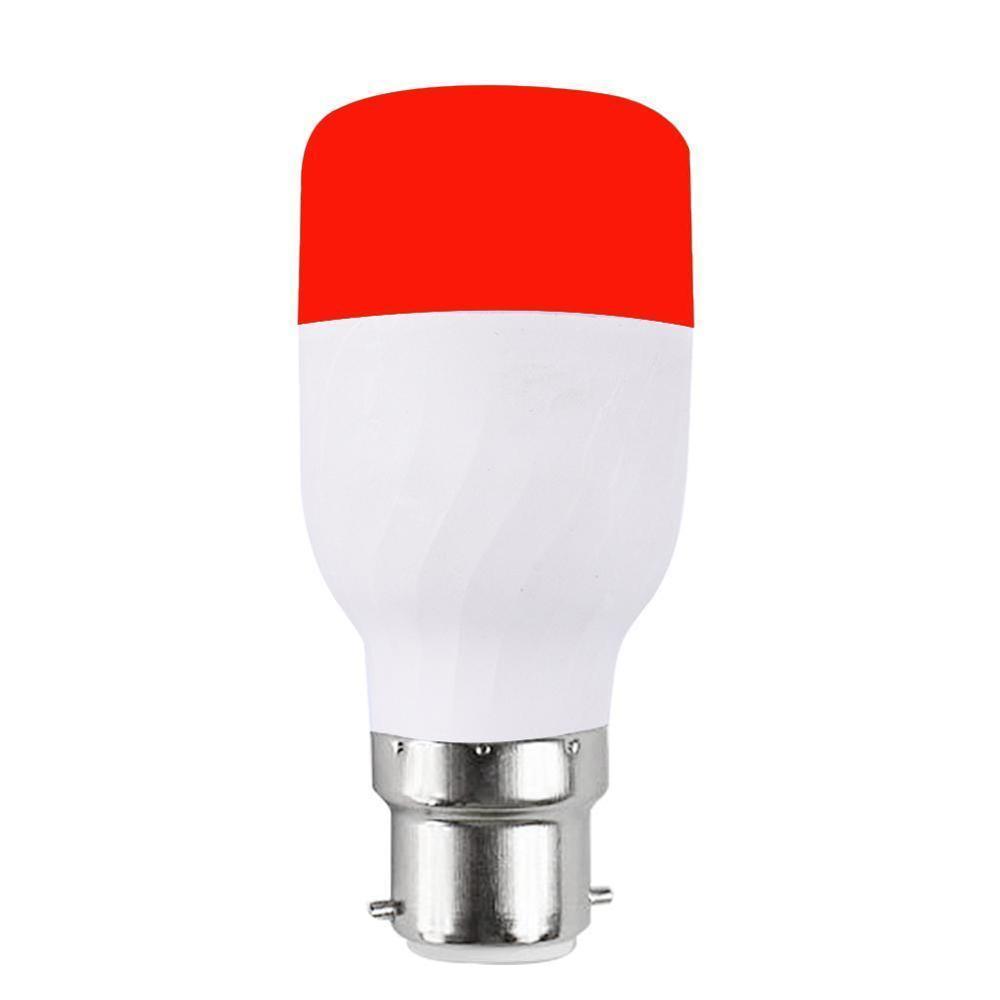 Lonten Smart WiFi Light Bulb 7W E27/E26/B22 RGB Magic Light Bulb Lamp Wake-Up Lights Compatible with Alexa and Google Assistant