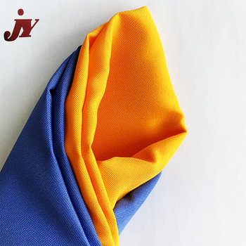 Jinyi upholstery fabric online 630D washable knitted minimatt heavy jersey 100% polyester twill fabric in home