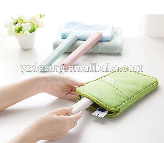 Биоразлагаемый экологичный портативный держатель для зубной щетки коробка для хранения зубных щеток Пшеничная солома чехол для зубной щетки путешествия