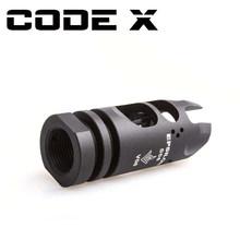 Кодовый X гелевый шар, игрушечный пистолет-компенсатор 14 мм, задний зубной гель-шар, balster metal JinMing 10 ACR аксессуары для Игрушечного Пистолета(Китай)