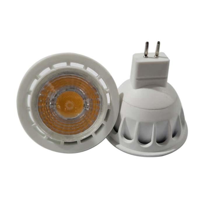 Factory 5w led mr16 dimmable mr16 led 15 degree led spot light