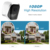 HD 1080P Security home office outdoor waterproof IP65 operated battery wireless WiFi  cctv camera security