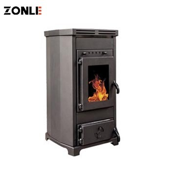 Factory Direct Selling Classic CE Cast Iron Freestanding Wood Burning Stove