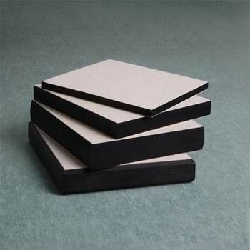 Grey compact high pressure laminate board