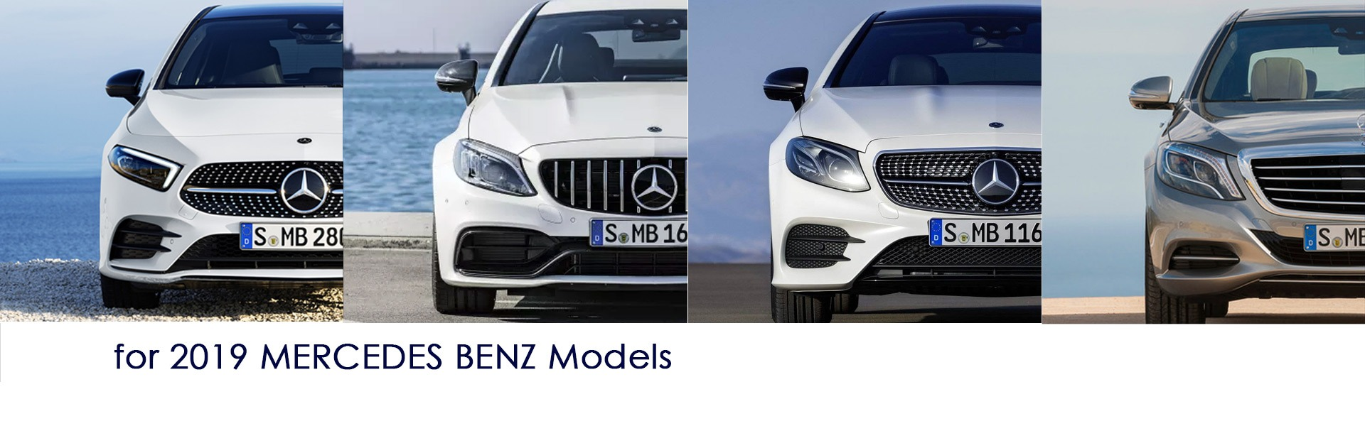 Mercedes Benz Slk Convertible clase R171 Nuevo Chrome Puerta scoup Adornos 2004-2011