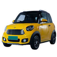 l7e EEC 72V 120Ah Mini M1 Full Configuration lithium battery adult luxury electric car / chinese carros
