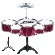 Big size groothandel goedkope play musical toy kids jazz <span class=keywords><strong>drum</strong></span> set