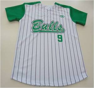 2019 Cheap sublimation custom design your own baseball jersey