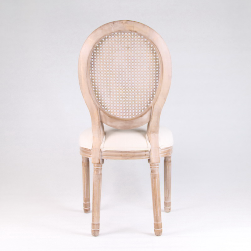 wooden louis chairs