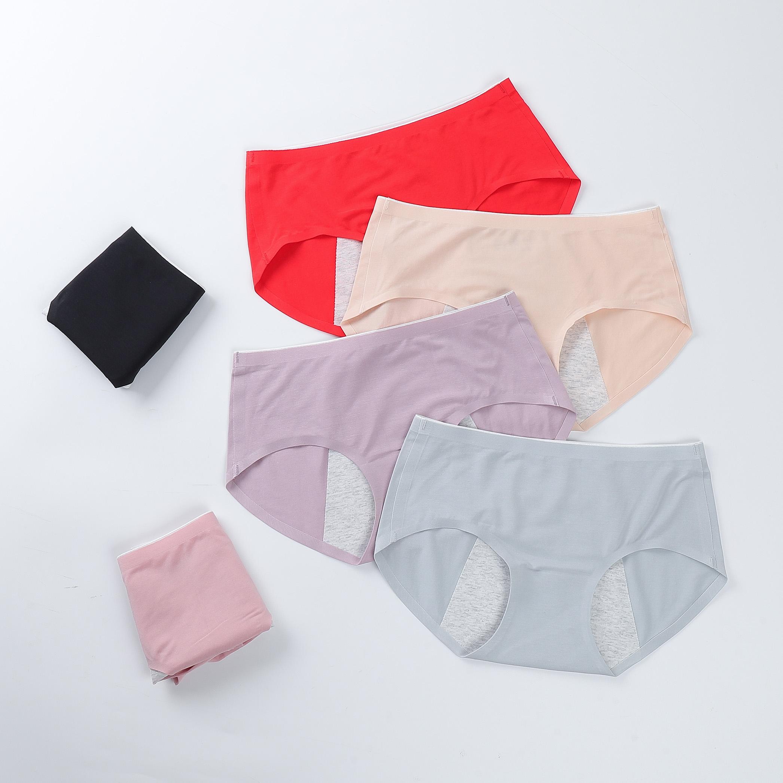 Wholesale women seamless underwear sexy panty ice silk sexy girls ladies women's panties Seamless underwear