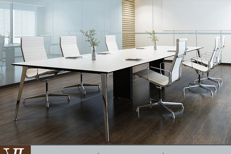 2018 hot koop moderne vergadertafel en stoelen