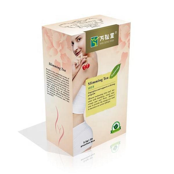 China Wholesale Organic Natural Detox Slimming Tea - 4uTea | 4uTea.com