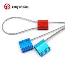 Alumínio pull tight cable seal TX-CS102