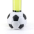 Football Shape Slush Cup World Cup Plastic Yard Cup Souvenirs Soccer Party Slush Yard